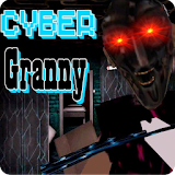 Horror Granny Is Cyber - Scary House