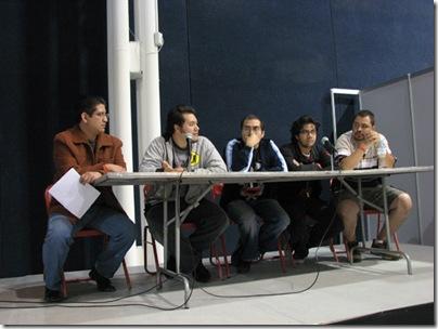mesa de discucion