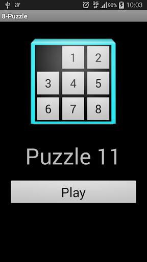 8 puzzle 11