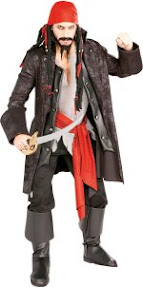 Fancy Dress Ideas UK: Pirate Costume