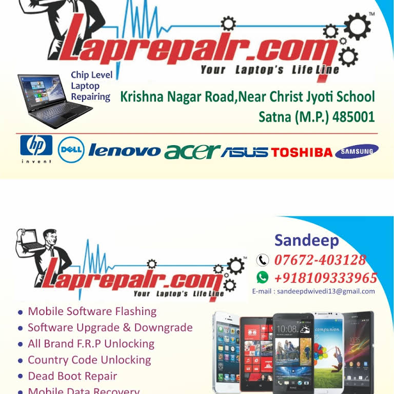 lap repair satna - Computer Store in satna