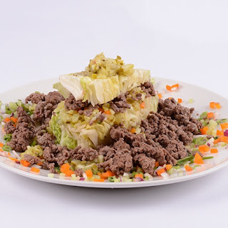 Hamburger Beef Salad