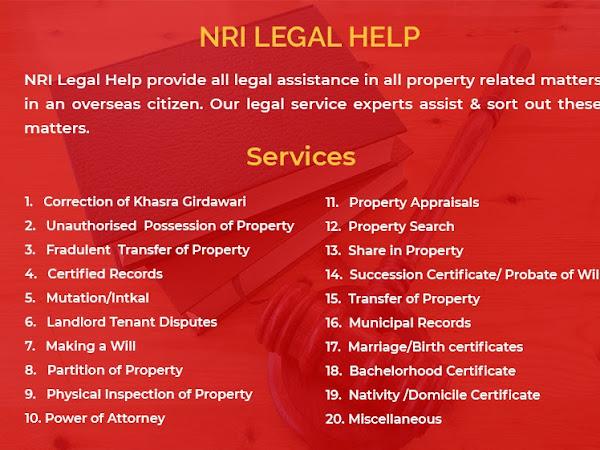 FREE LEGAL ADVICE / RERA LAWYER & ADVOCATES / PUNJAB AND