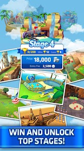 Mini Golf King - Multiplayer Game- screenshot thumbnail
