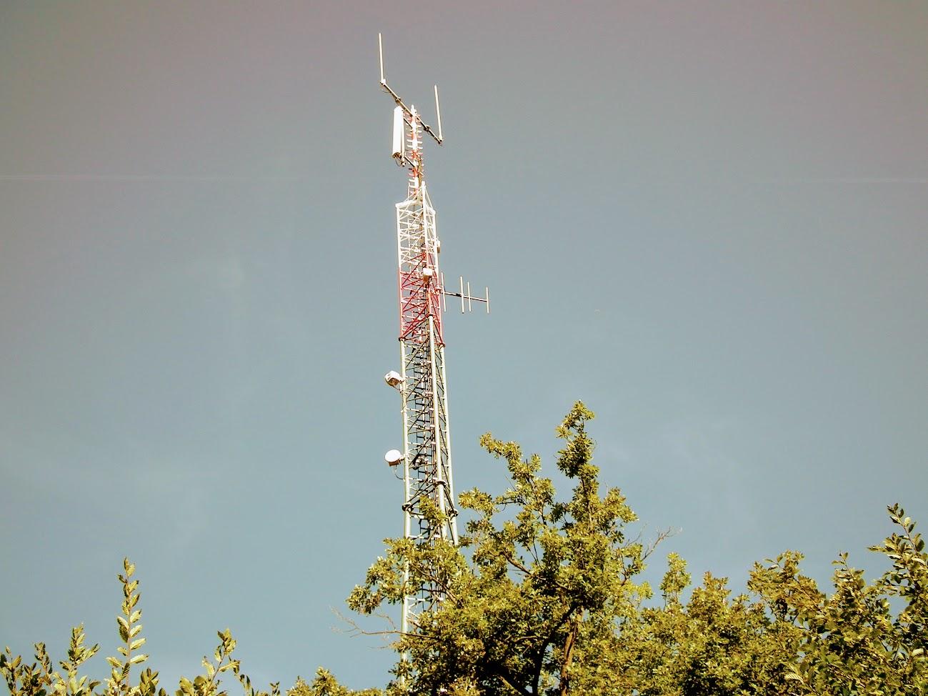 SOberpullendorf/Stoob (Mobilkom) - helyi URH-FM adóállomás