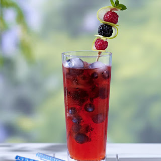 Vodka and Cranberry Cooler