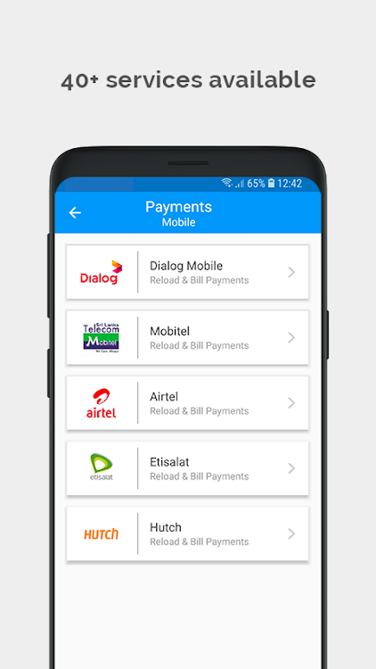 Pay&Go Sri Lanka – (Android Apps) — AppAgg