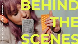 Behind the Scenes - YouTube Thumbnail item