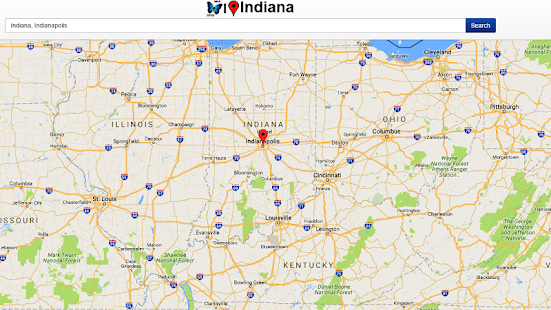 Indiana Map Android Apps On Google Play - Map indiana