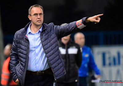 """Coach Waasland-Beveren: """"Erg blij voor de supporters die zo lang op deze eerste zege hebben gewacht"""""""