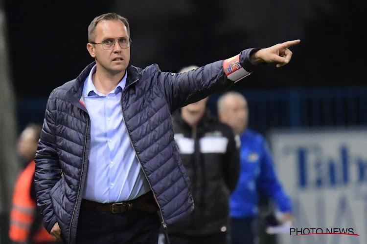 Arnaud Mercier revient sur sa première défaite avec Waasland-Beveren