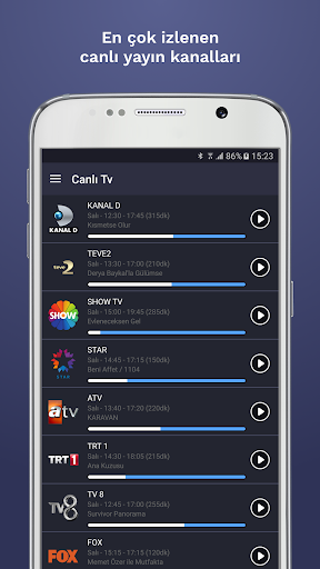 BluTV game (apk) free download for Android/PC/Windows