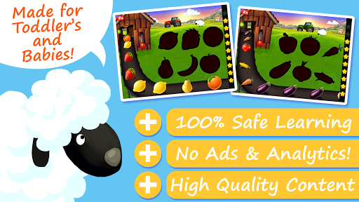 First Shapes - Early Learning Game for Toddlers image   10