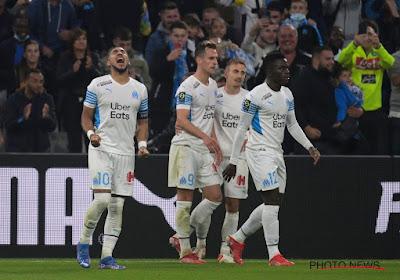 Ligue 1 : L'Olympique de Marseille cartonne Lorient