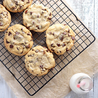 Best Big, Fat Chewy Chocolate Chip Cookie.