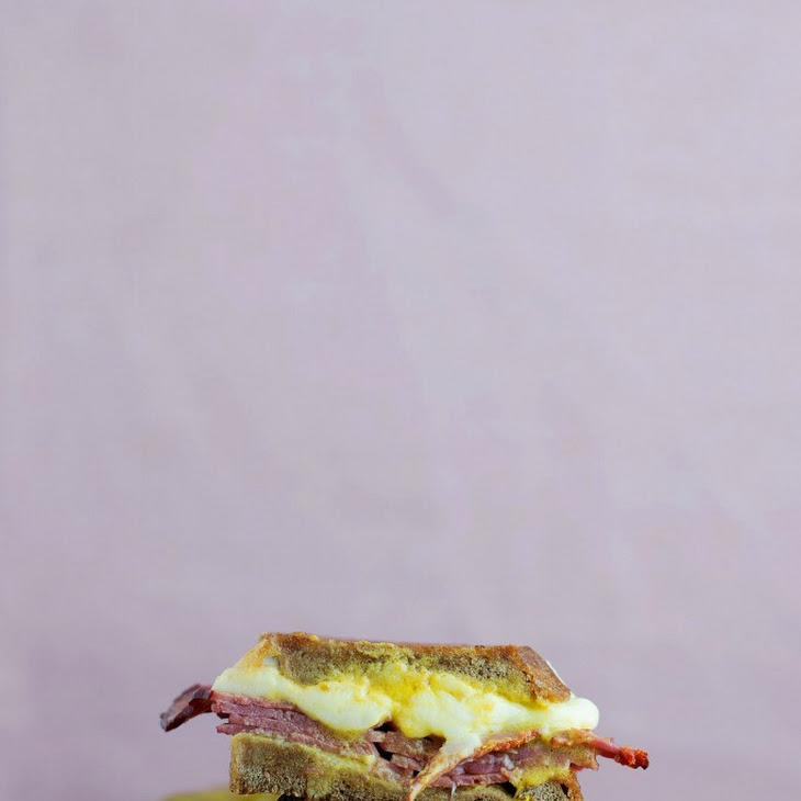The Montreal Grilled Cheese Recipe