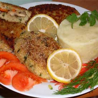 Fish Zrazy with Mushrooms and Carrots