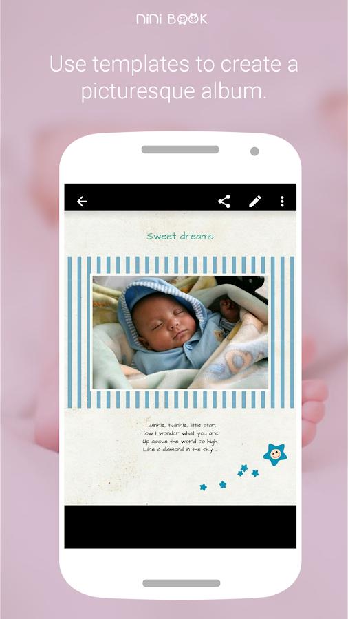 Nini Book: Baby Diary