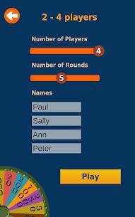Word Fortune – Wheel of Phrases Quiz 9