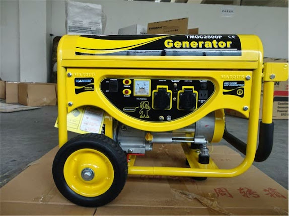 مولدات كهرباء بملف نحاس بقدرات