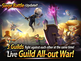 Summoners War APK screenshot thumbnail 2