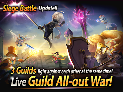 Summoners War Mod 5.3.9 Apk [God Mod/High Attack] 2