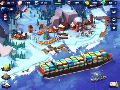 Sea Port: Ship Trade and Strategy Simulator 3