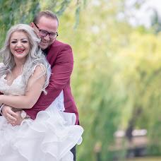 Wedding photographer Marius Valentin (mariusvalentin). Photo of 01.07.2018