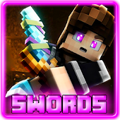 Swords Addon for MCPE 0.16+
