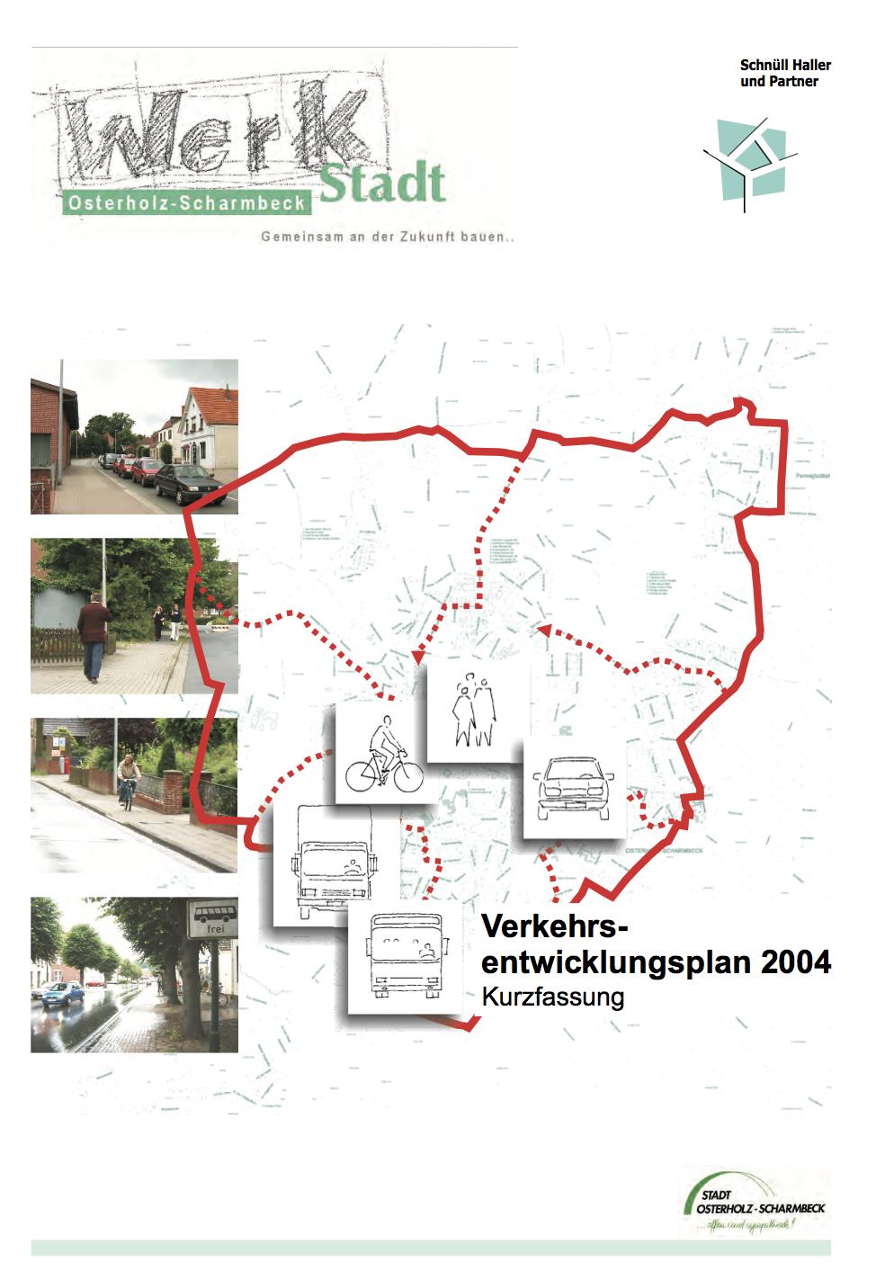 Verkehrsentwicklungsplan 2004 Osterholz-Scharmbeck
