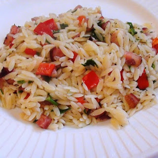 Bacon Orzo Recipes