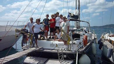 Photo: Moule & Polyzoides, Blodgett &Calvin Families, Erina & Gosia