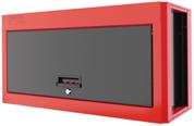 Uma imagem contendo monitor, televisão, vermelho, tela  Descrição gerada automaticamente