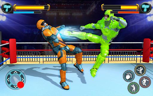 Grand Robot Ring Fighting 2020 : Real Boxing Games 1.0.13 Screenshots 23