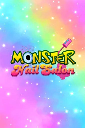Monster Nails Salon - Halloween Nail Style 1.0 screenshots 1
