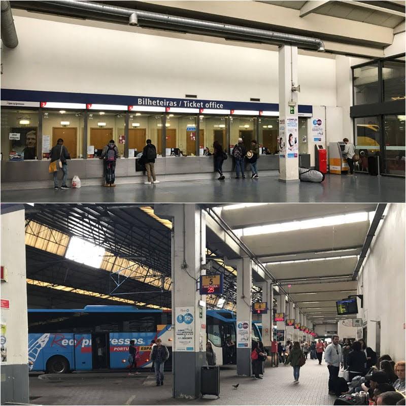 Rede Expressos - Lisbon bus terminal