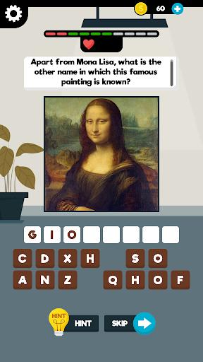 Art Quiz & Trivia: Art History Questions & Answers 1.1.0 screenshots 1