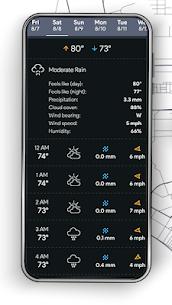 Weather Home – Live Radar Alerts & Widget 5