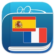 App Icon for Traducción Español-Francés App in Germany Play Store