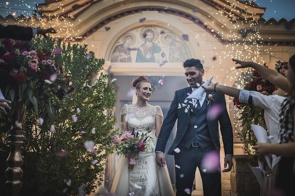 Wedding photographer Aris Thomas (ArisThomas). Photo of 27.12.2017
