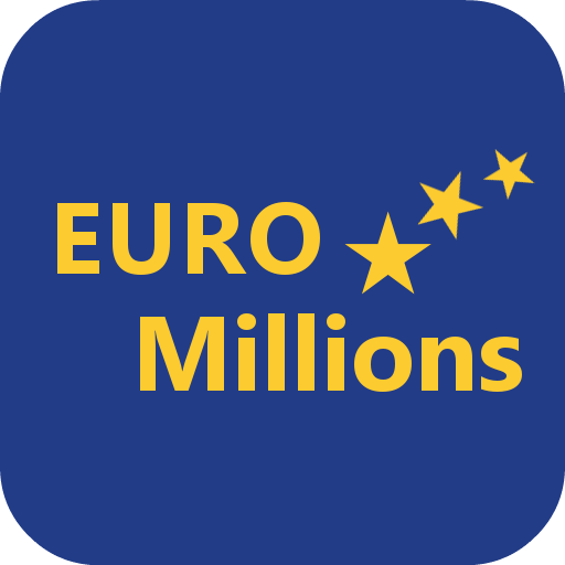 Results for Euromillions Icon