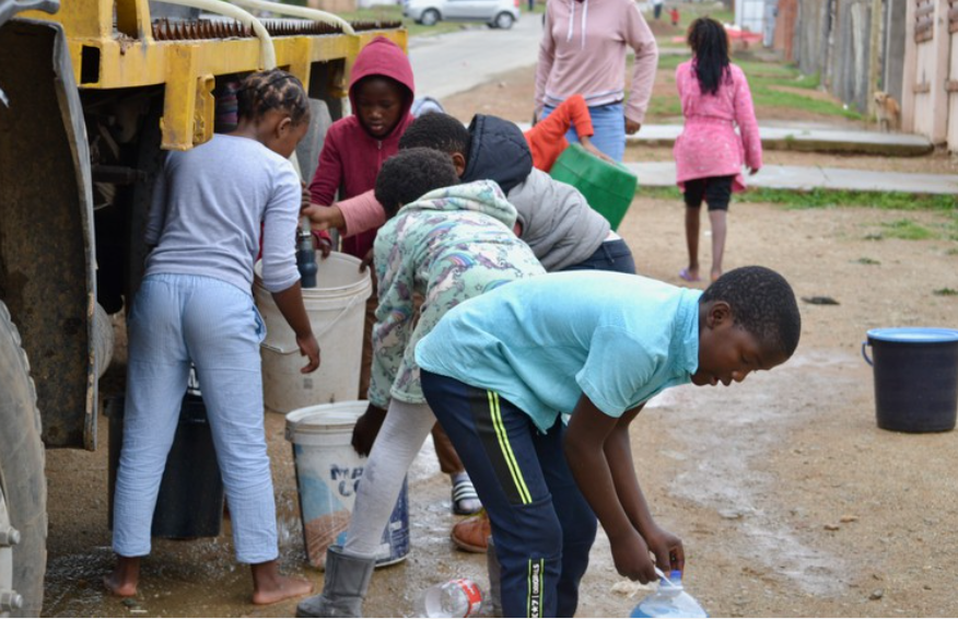 'It's so painful when you see old people drinking dirty, smelly water with animals' - SowetanLIVE