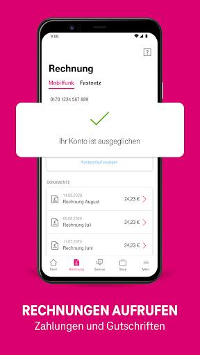 MeinMagenta 8.4 screenshots 4