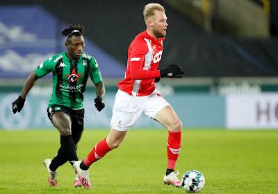 Joao Klauss legt uit waarom hij voor Standard en niet voor KV Mechelen koos
