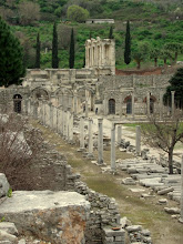 Photo: Efes' ruines