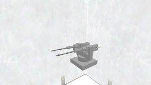 15センチ砲(連装モデル)