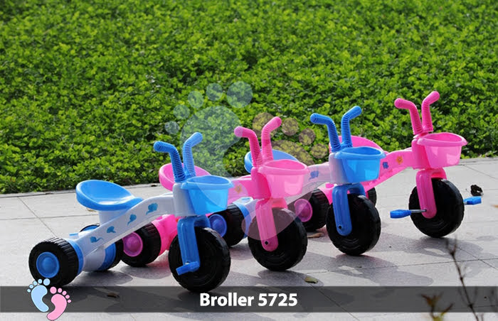 xe đạp 3 bánh siêu nhẹ cho bé 1 tuổi