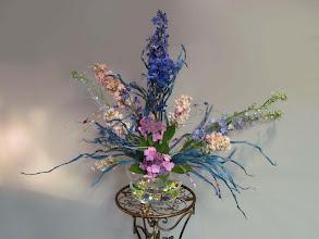 Photo: Floral Designers: Beth Kastl and Marion Heath Bella Vista Garden Club