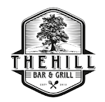 Logo for The Hill Bar & Grill