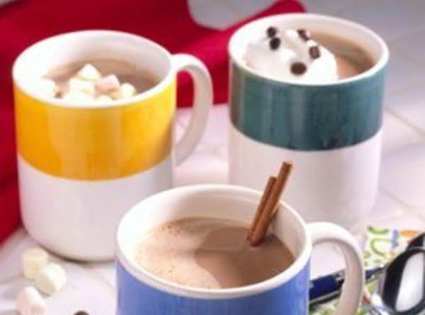 Super Slow Cooker Mocha Cocoa Recipe